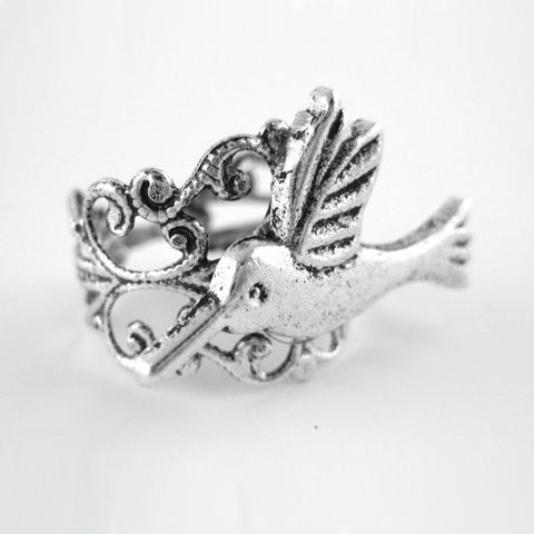 Hummingbird Ring