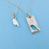 Little Bird Necklace Set - meNmommy.com  - 1