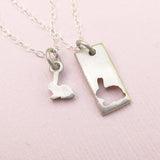 Little Bunny Necklace Set - meNmommy.com