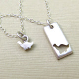 Little Dinosaur Necklace Set - meNmommy.com