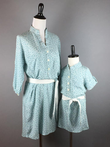 Stella Sky Blue Dress Jr