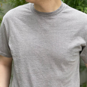 Heavyweight T-Shirt in Cement Enzyme Wash