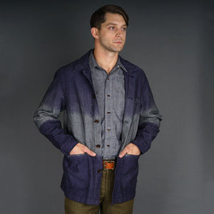 Chainstitch Shirt Japanese Pima Cotton Luxe Chambray
