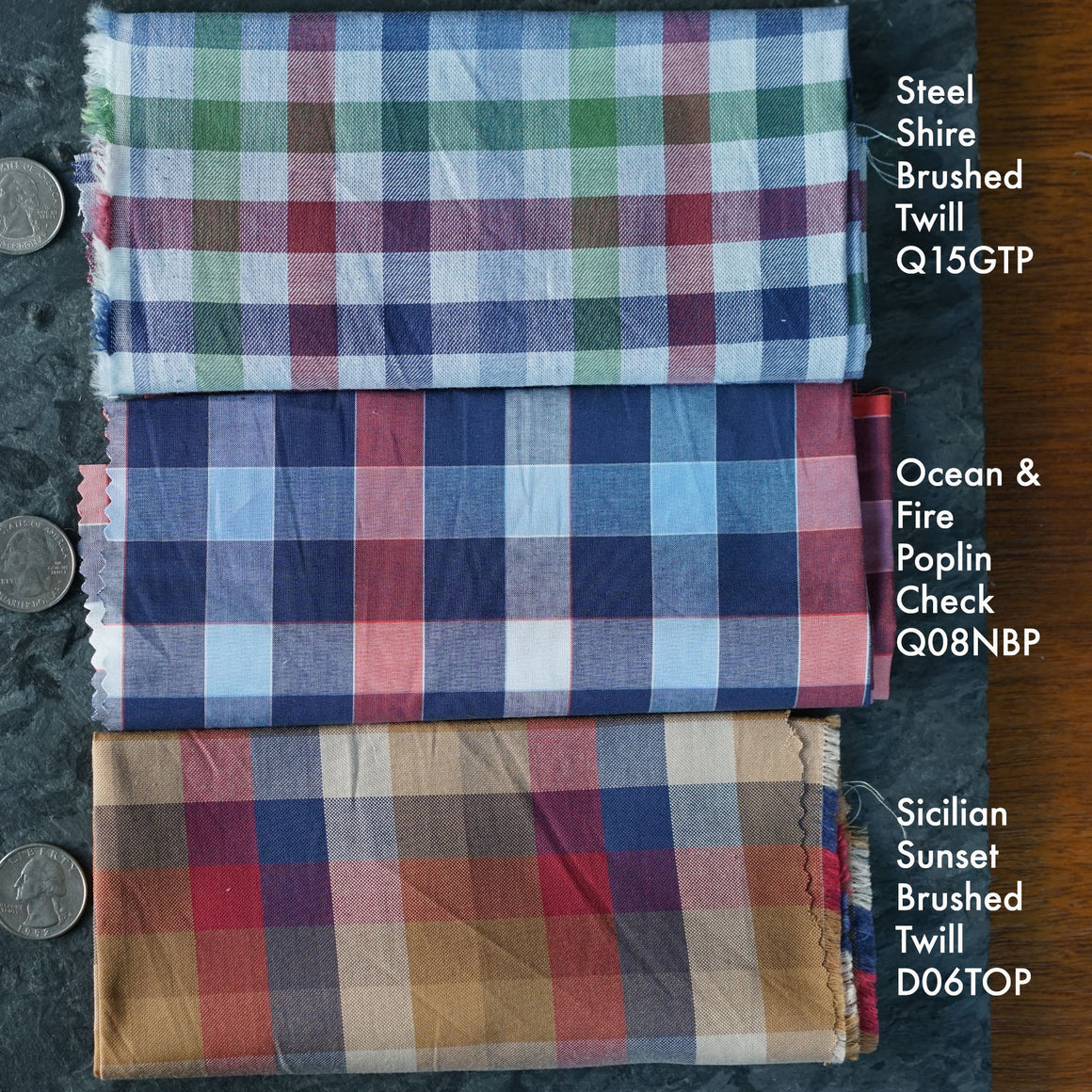 Made To Order Fall Exclusive Shirting