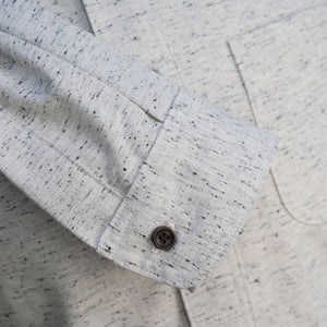 Chainstitch Shirt Cookies and Cream Chambray