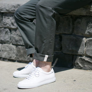 Rivet Chino Olive Drab Cramerton Cloth