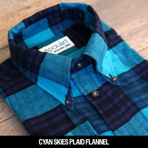 Custom Shirting Portuguese Flannel & Oxford Exclusives