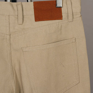 Wilhelm Jean 10oz Khaki Duck Canvas