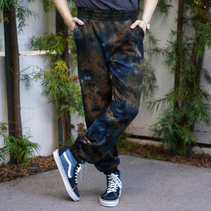Dye Effect Project: Doyle, Rivet, Kamigata, Tees, Sweatpants