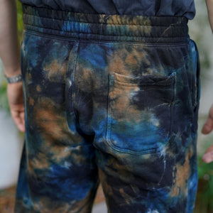 Abbot Sweatpant Heavyweight Fleece Cosmic Thunderbird Camo
