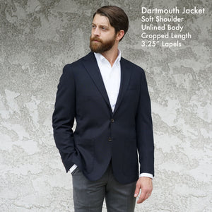 Made To Order Suits & Sportcoats in One-Off Spring Fabircs