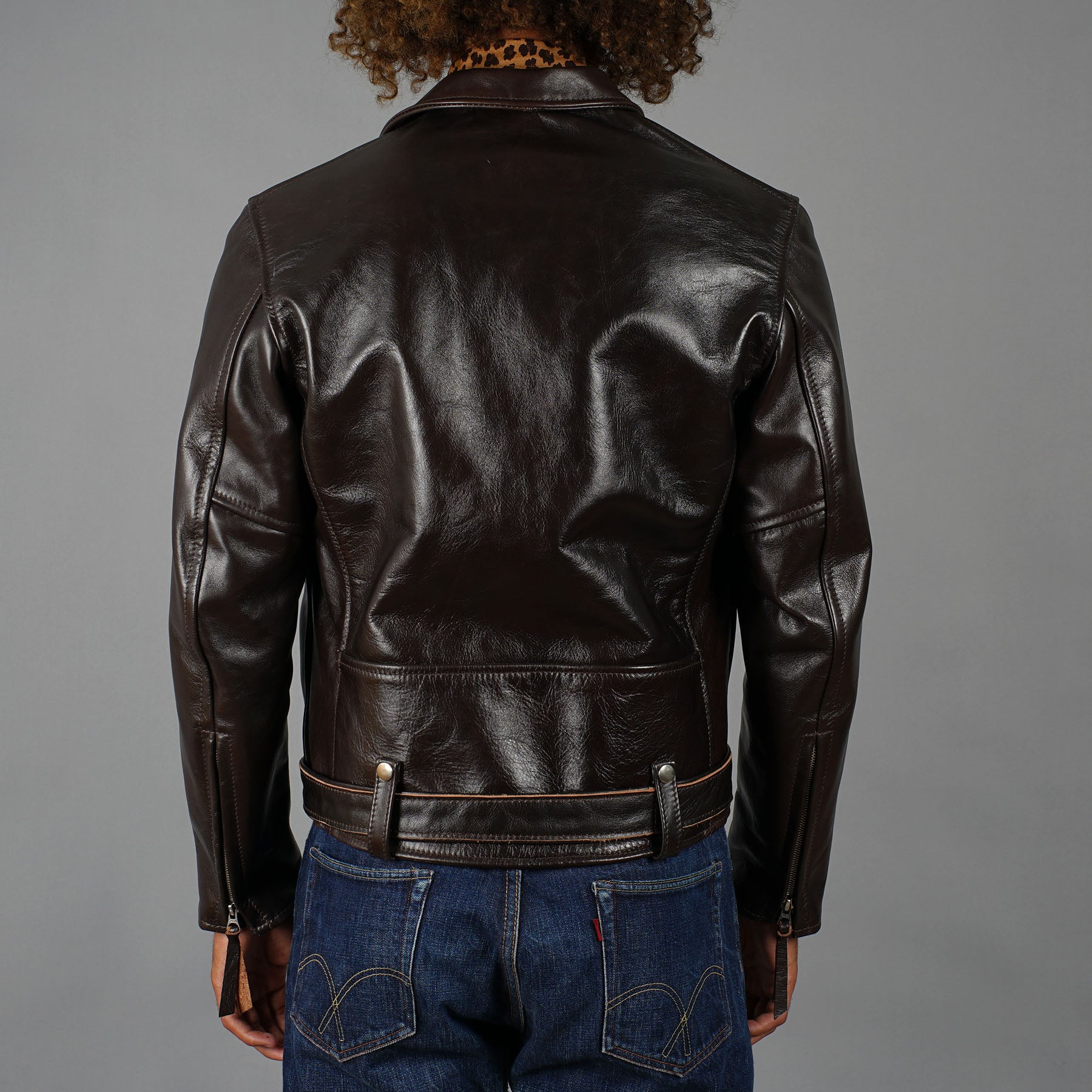 4a1e9d11c Made to Order Leather Double Rider Jacket