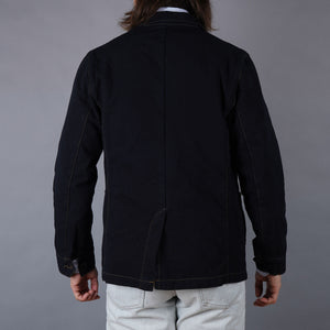 Doyle Jacket 12oz Indigo-Dipped Duck Canvas