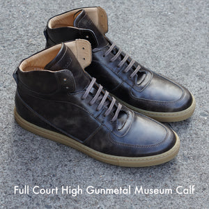 BALANCE PAYMENT: Museum Calf Sneaker & Boot Project
