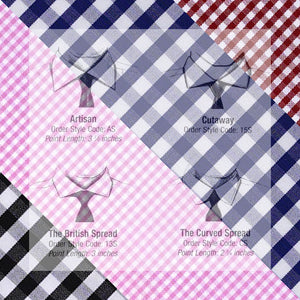 Custom Shirting Gingham