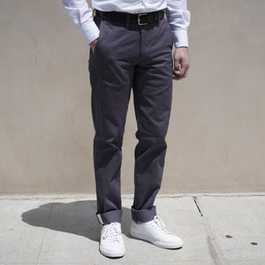 Rivet Chino Graphite Cramerton Cloth
