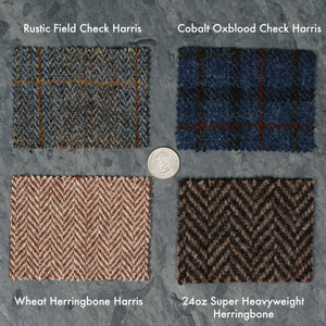 Made To Order Suiting Harris Tweed