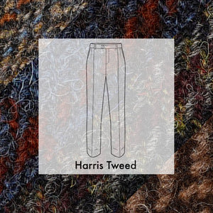 Made To Order Trousers Harris Tweed