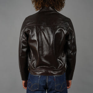 Made to Order Leather Highwayman Jacket