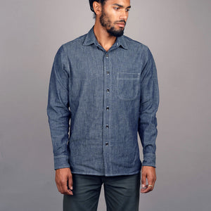 Chainstitch Shirt Hisashi Indigo Selvedge Chambray