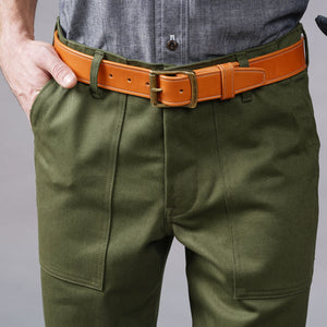 Jungle Pant Cone Mills Rugged Twill Olive