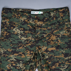 Jungle Pant Ripstop Forest Digital Camo
