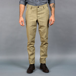 Jungle Pant 10oz Khaki Duck Canvas