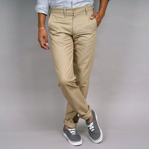 Rivet Chino 8oz Canvas Khaki