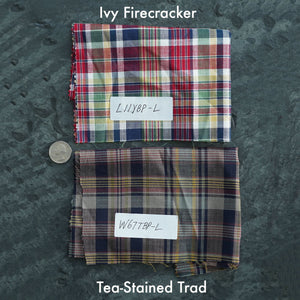 Made To Order Madras Exclusive Shirting