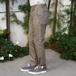 Rivet Chino Cramerton Cotton Twill Mushroom
