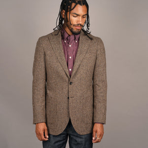 Made To Order Sportcoat REDA Italian 4-Season and Flannel Woolens