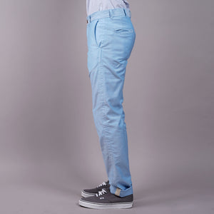 Rivet Chino Thomas Mason Oxford Cloth Ocean