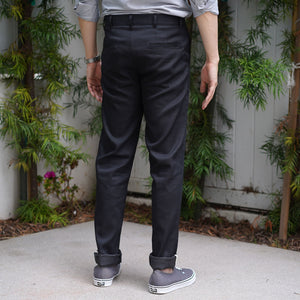 Rivet Chino Yoshiwa 10oz Double-Faced Twill Graphite
