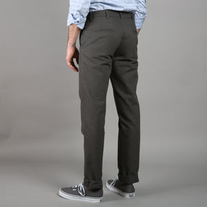 Rivet Chino 8oz Canvas Gunmetal