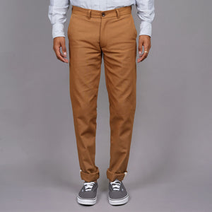 Rivet Chino 10oz Duck Canvas Caramel