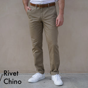 MTO Rivet & Sandow Chino Cramerton Cloth & 8oz Duck Canvas