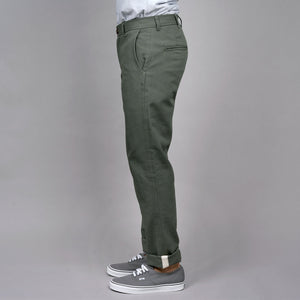 Rivet Chino 10oz Duck Canvas Forest
