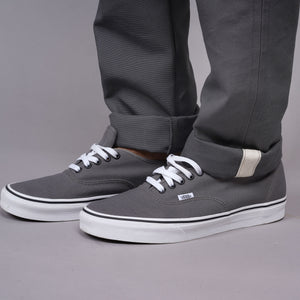Rivet Chino 10oz Duck Canvas Gunmetal