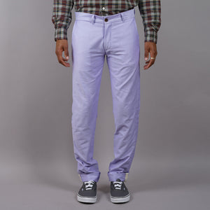 Rivet Chino Thomas Mason Oxford Cloth Lavender