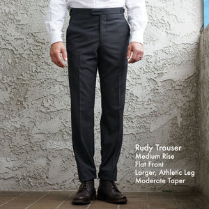 Made To Order Suiting REDA Italian 4-Season and Flannel Woolens