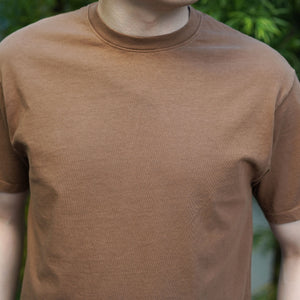 Extra Heavyweight T-Shirt Short Sleeve in Vicuna