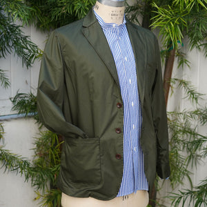 Sinclair Sportcoat Jungle Poplin Olive