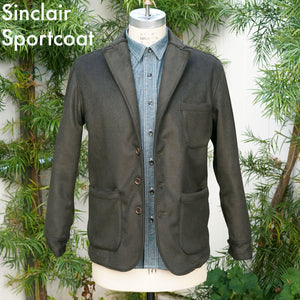 Made to Order Doyle & Sinclair Jacket in Tweeds & Flannels
