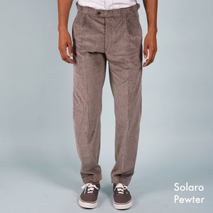 Made to Order Trousers : Italian Solaro Corduroy