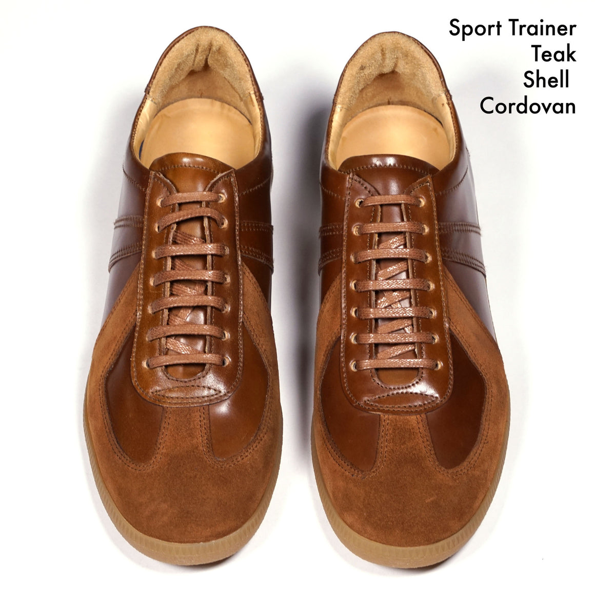 Genuine Shell Cordovan Trainer Pre-Order November 2015