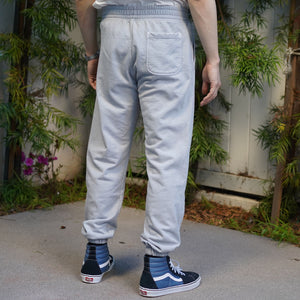 Abbot Sweatpant Heavyweight Fleece Ghost