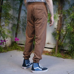 Abbot Sweatpant Heavyweight Fleece Vicuña