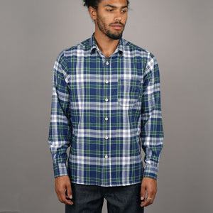 "Chainstitch Shirt Thomas Mason ""Tailgate Throwback"" Flannel"
