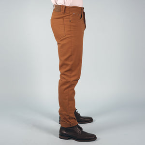 Wilhelm Jean 10oz Caramel Duck Canvas