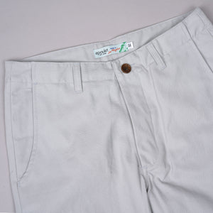 Wilhelm Athletic Chino 8oz Canvas Cloud Grey